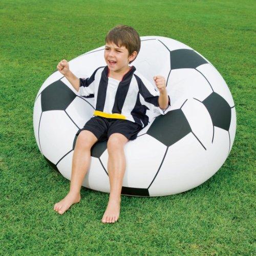 Fútbol de sillón Bestway Inflado inflar/aprox. 114 x 112 x ...