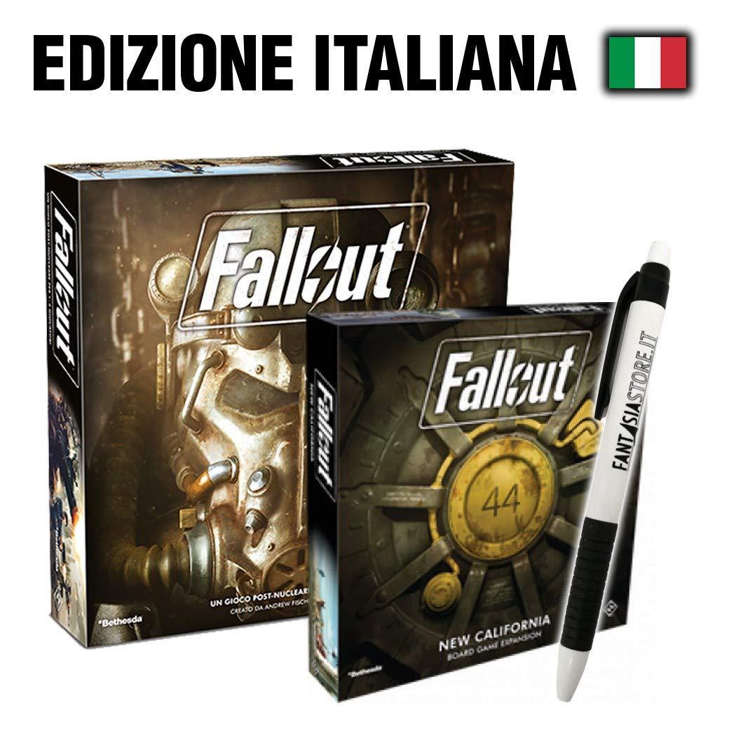 Fantàsia Fallout Bundle - Fallout Gioco Base, Fallout New ...