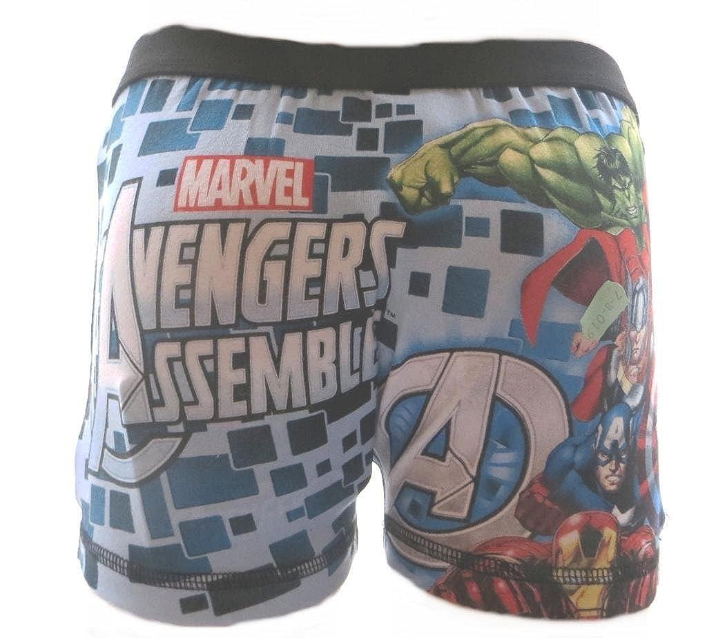 The Avengers Big Boys Boxer Shorts