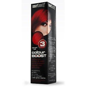 Farbauffrischer Für Lebendiges Rotes Haar Funktioniert Auf Jeder