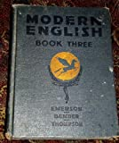 img - for Modern English - Book Three (Modern English, Book Three) book / textbook / text book