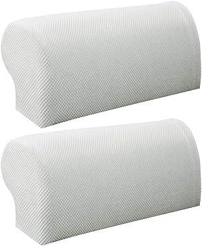 Amazon Com 2pcs Sofa Armchair Armrest Covers Jacquard