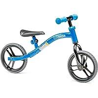 Y Volution Air Balance Bike, Blue
