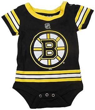 Amazon.com: Boston Bruins bebé/infantil Hockey Jersey estilo ...