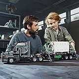 LEGO Technic Mack Anthem 42078 Semi Truck Building