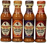 Nando s Peri Peri Sauce Variety 4 Flavors Combination, 4.7 Ounce (Pack of 4)