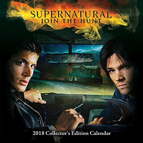 Collector's Edition Calendar Supernatural