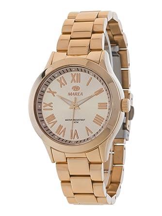 e658deea424 Reloj Marea Mujer B54091 4 Rosado  Amazon.es  Relojes