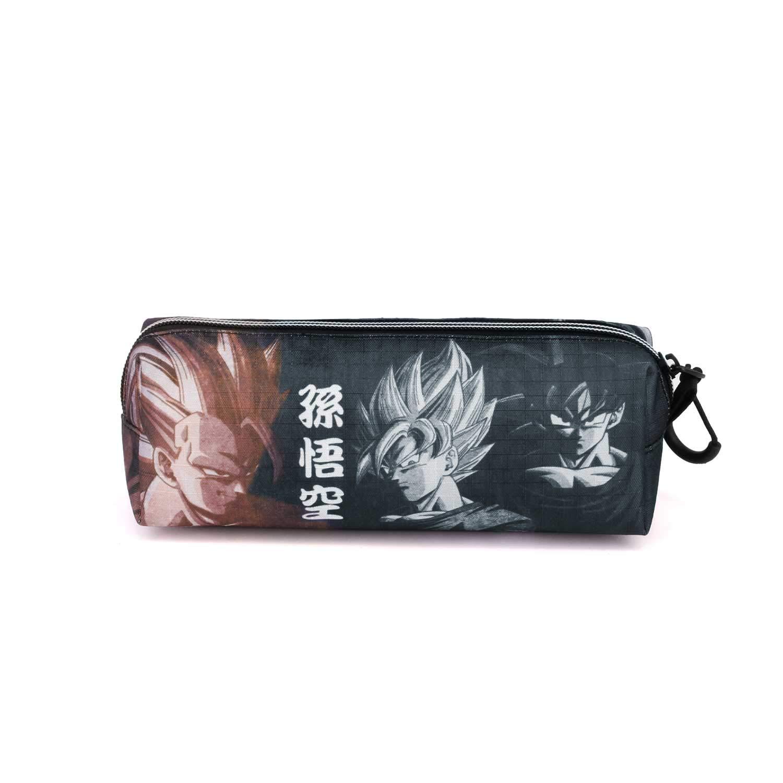 Multicolore Karactermania Dragon Ball Goku-Square HS Pencil Case Trousses Multicolour 22 cm