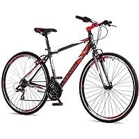 Corelli Trivor 10 Tur 28 Jant Bisikleti Antrasit Mavi Beyaz K:20