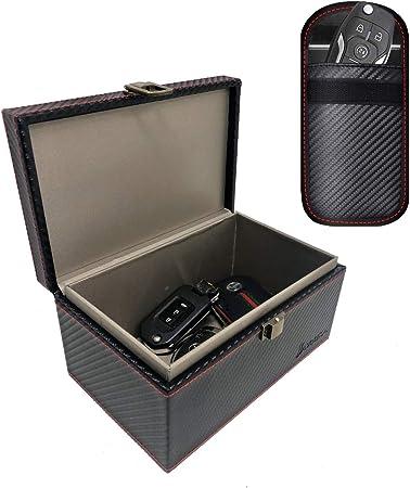 Keyless Go Schutz Autoschlüssel Box Extra Groß 19 X 12 Elektronik