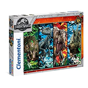 Clementoni Jurassic World Puzzle 27099