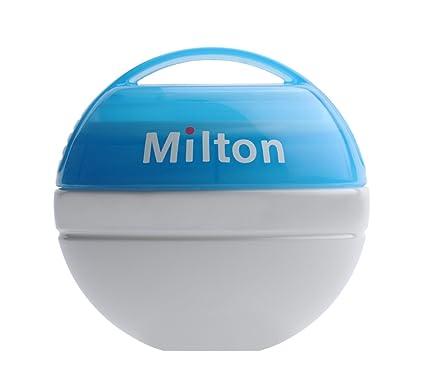 Milton - Esterilizador de chupetes, color azul