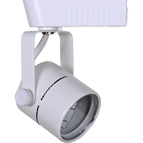 direct lighting 50010 white mr16 cylinder low voltage track lighting