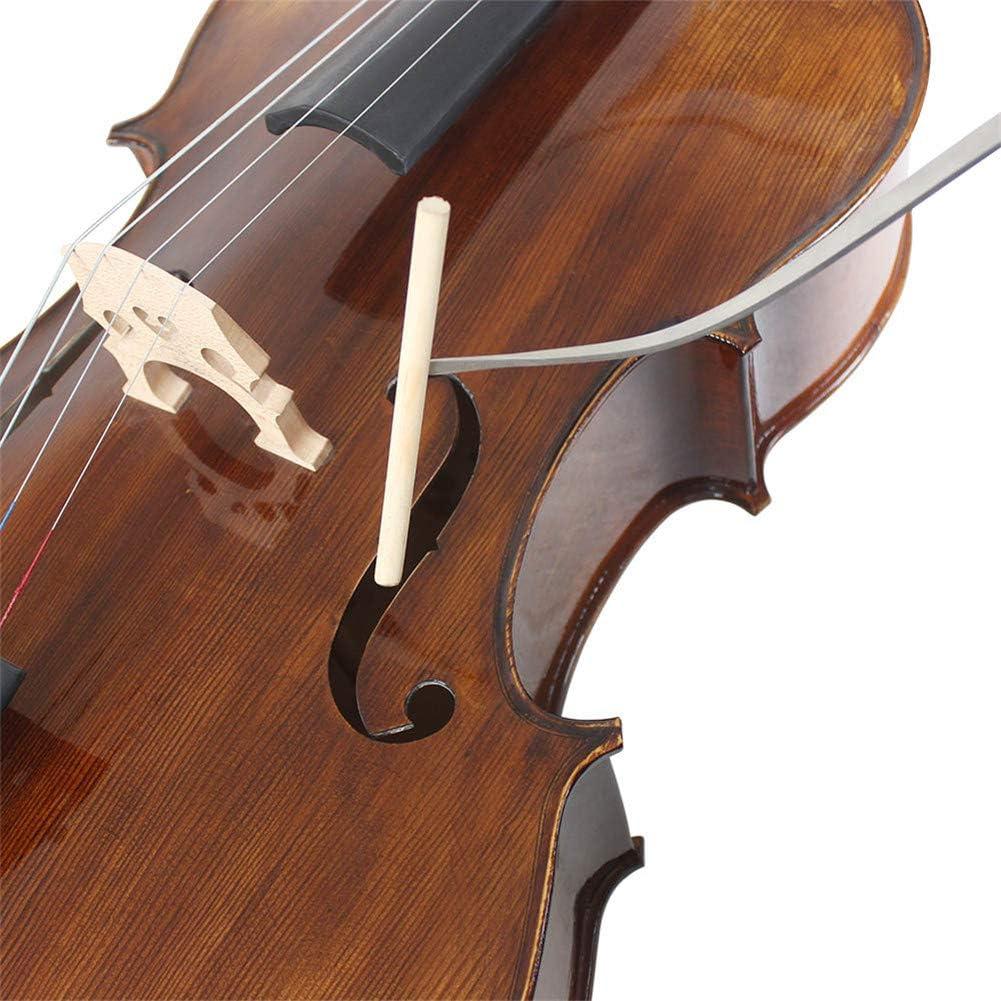 XuBa Metal Cello Sound Post Setter Violoncello Column Hook Luthier Gauge Install Tools Musical instrument