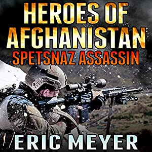 Heroes of Afghanistan Audiobook
