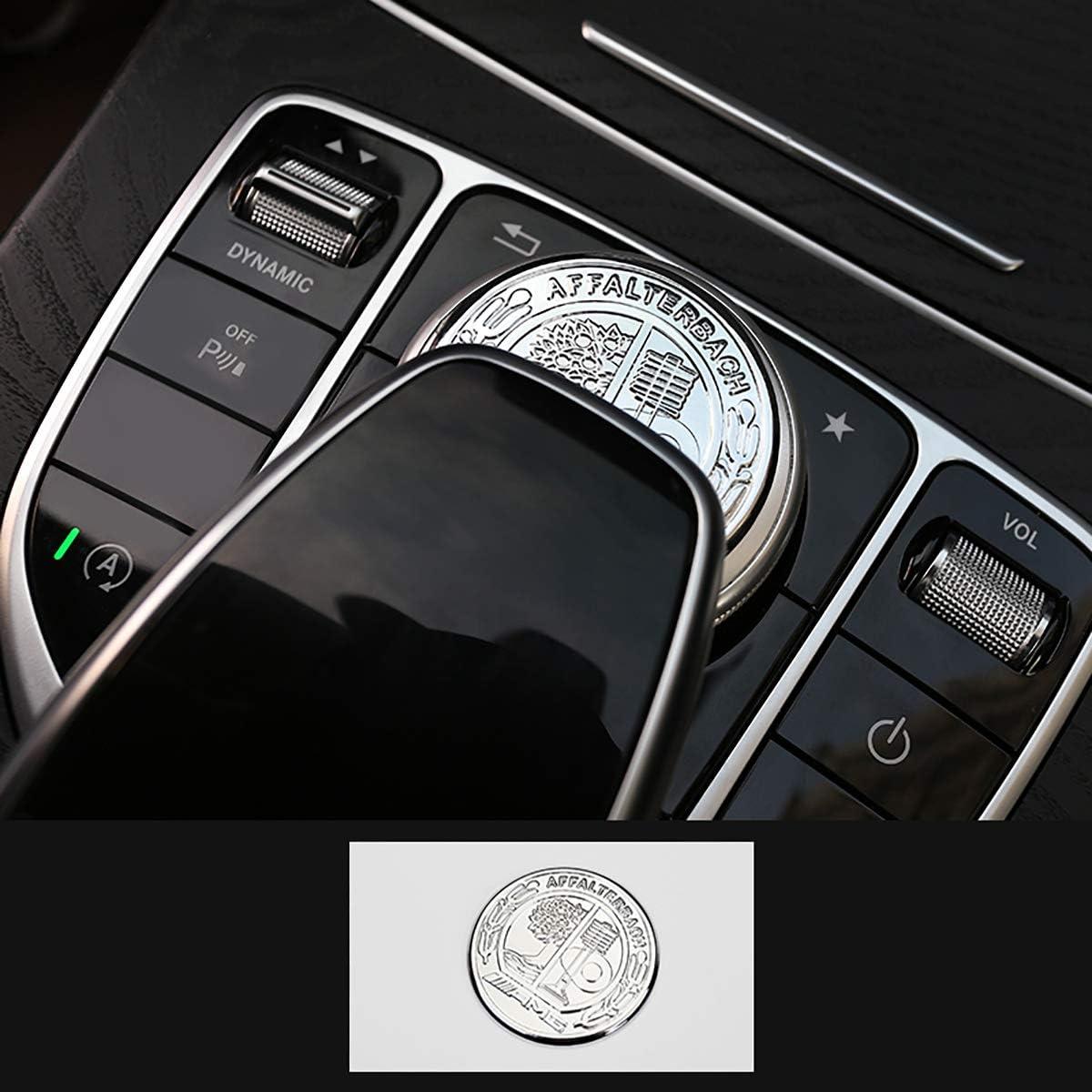 Topdall Media Control Aufkleber Sticker Badge Dekoration Affalterbach Baum Logo Mercedes Benz Amg Auto