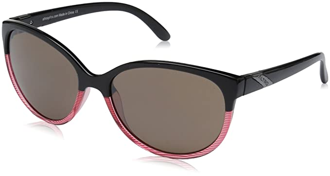 Amazon.com: Altro Optics Flicka – Gafas de sol (Lentes Rosa ...