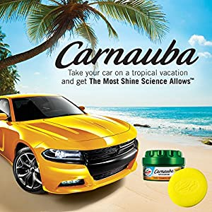 Turtle Wax T-5A Carnauba Cleaner Paste Wax - 14 oz.