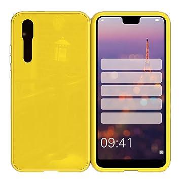Funda Huawei P20, Huawei P20 Pro Carcasa Ultra-Delgado Anti-rasguños Case Cover