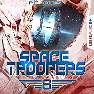 Sprung in fremde Welten (Space Troopers 8) Audiobook