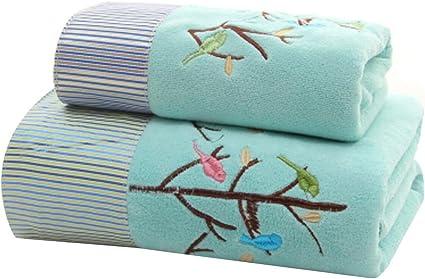 2 PCS serviettes Couvertures b/éb/é Plage de bain Drap de bain Peignoir Quilt No.5