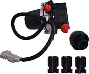 Bapmic 17610-0S010 Secondary Air Injection Pump for 2007-2013 Toyota Sequoia Tundra Land Cruiser Lexus LX570