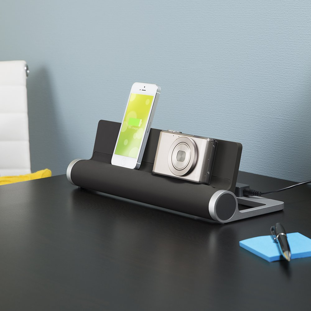 Amazon.com: Quirky Converge Docking Station with Four USB Outlets ...