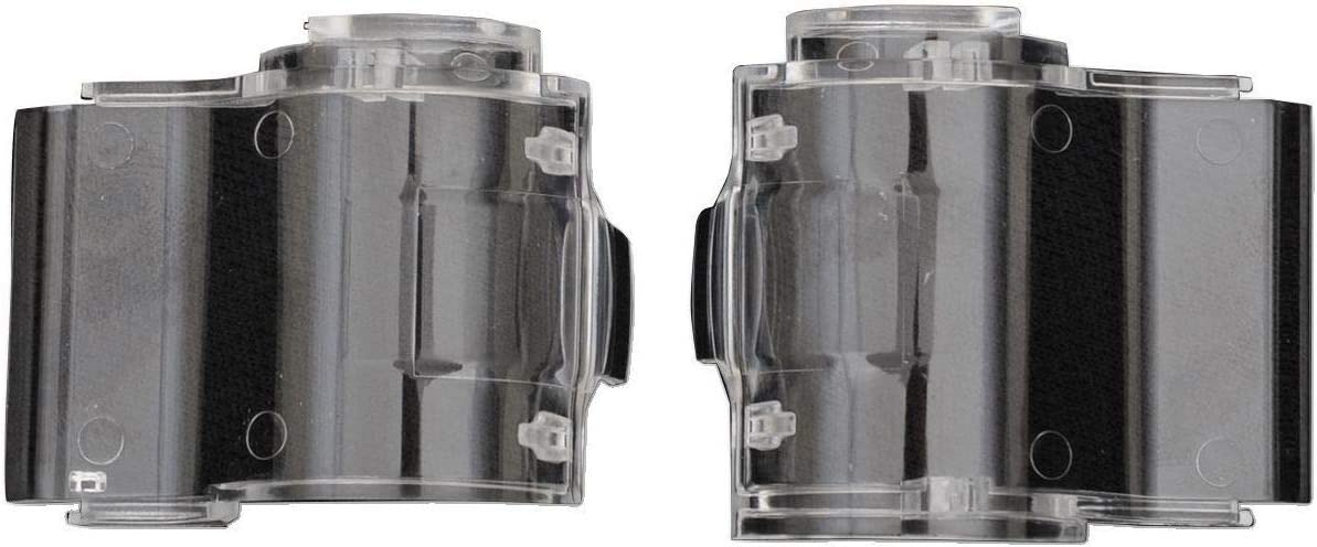 ACCURI Forecast Replacement Canister Cover Kit-Pair 51124-610-02 Clear Lens Free Size 100/% Speedlab