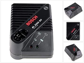 Bosch 2 607 225 028 - Cargador rápido AL 2450 DV - 5 A, 230 V, EU (pack de 1)