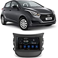 Central Multimídia Hyundai HB20 2012 a 2018 Full Touch 7 Polegadas Espelhamento iOS Android USB BT