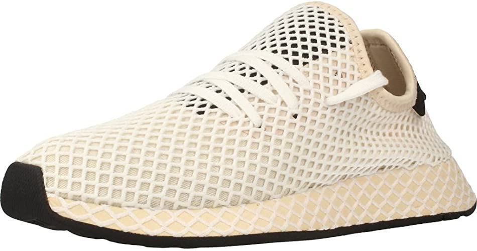 adidas Damen Deerupt Runner Sneaker Beige, 36