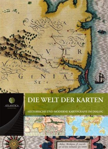 Die Welt der Karten: Historische und moderne Kartografie im Dialog