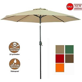 Amazon Com Market Patio Umbrella Tilt Mechanism