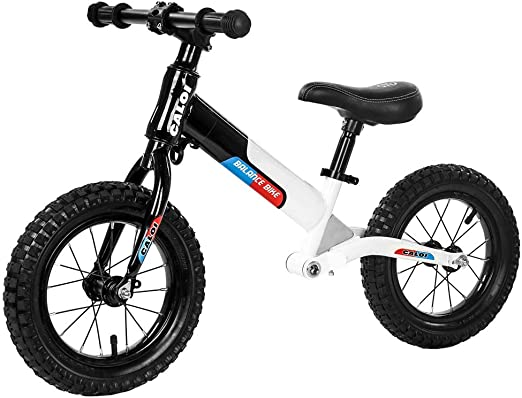 Bicicleta sin pedales Bici Sport Balance Bike - Boys First Bike, 2 ...