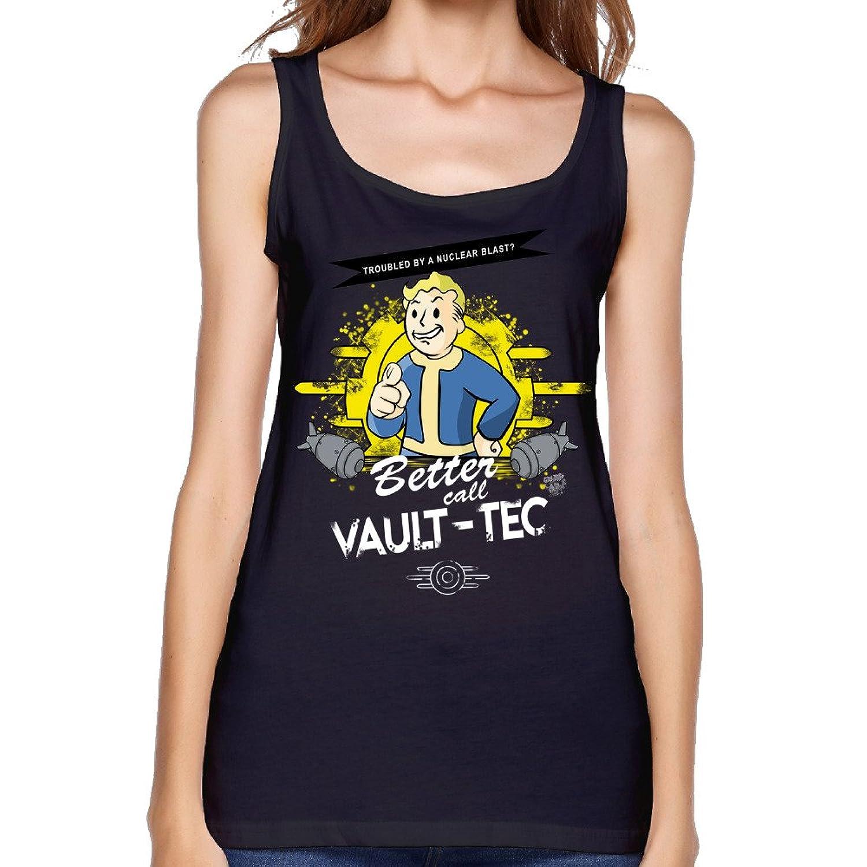 Women's Better Call Vault Tec Fallout 4 Tank Top-