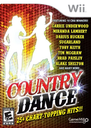 Country Dance Wii (Name The Countries Of The World Game)