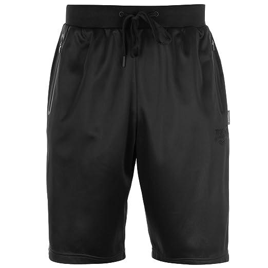 Everlast - Pantalón Corto - para Hombre Negro M: Amazon.es: Ropa y ...