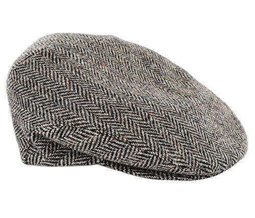 Mucros Weavers Trinity Tweed Flat Cap (XLarge) ()
