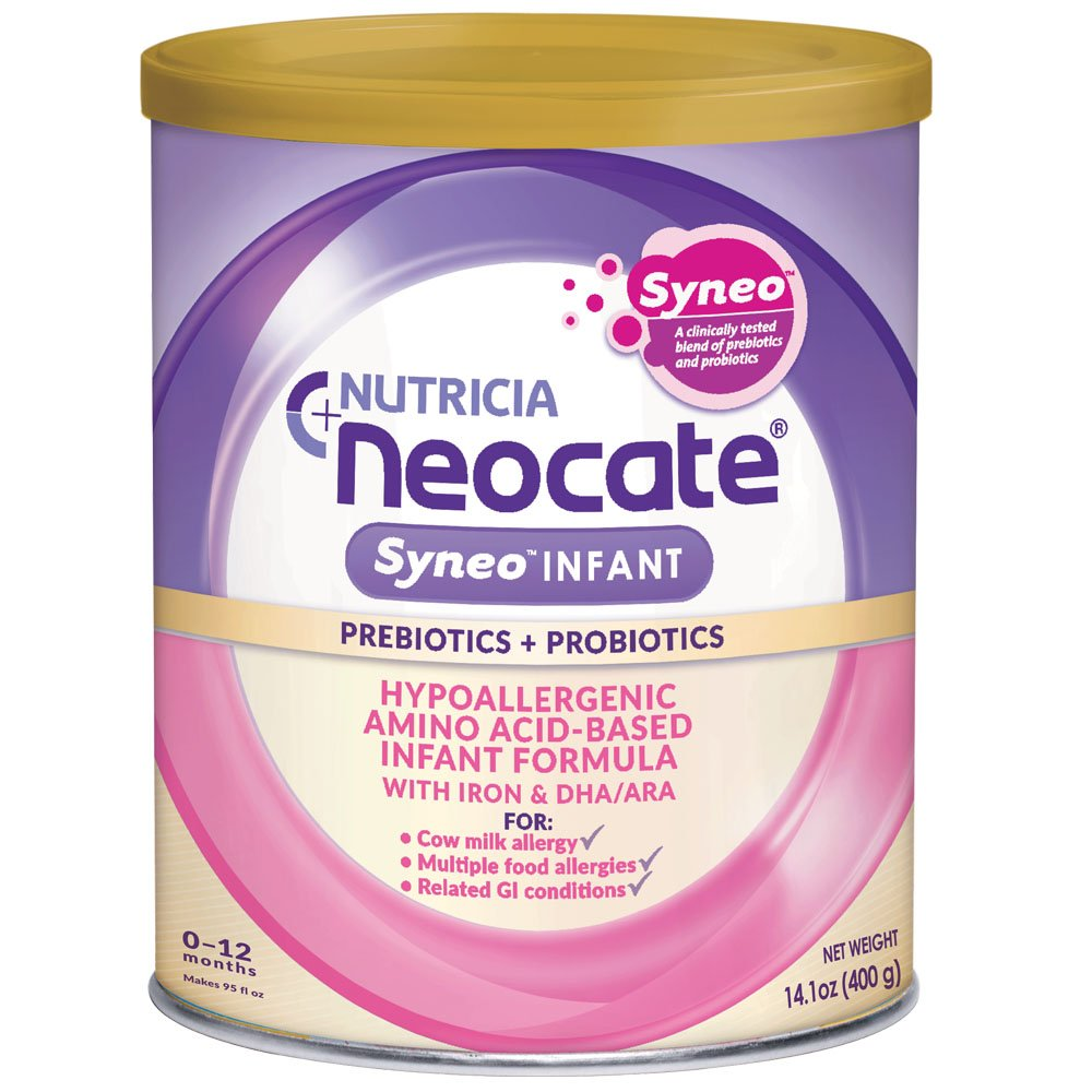 Neocate Syneo Infant, 14.1 oz / 400 g (Case of 4 cans)
