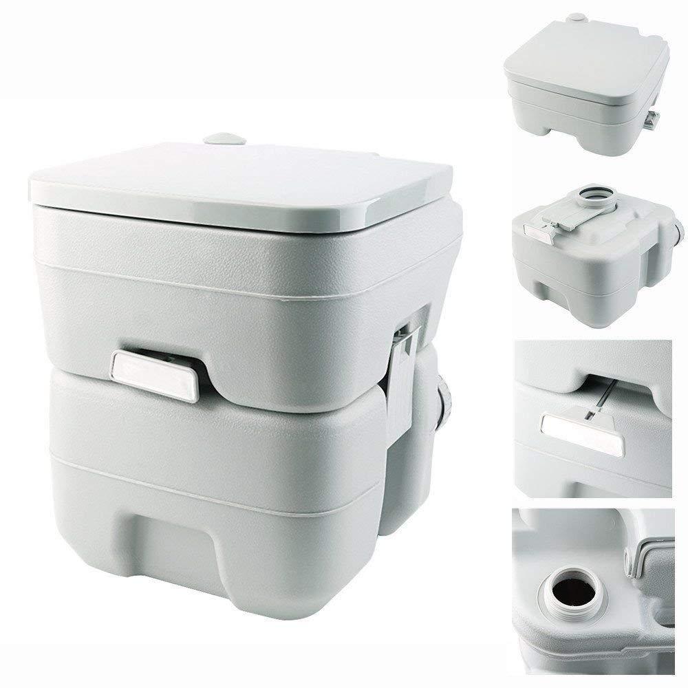 20LTragbare Camping toiletten Geeignet für den Einsatz zu Hause und im Freien Alter-K-DJ