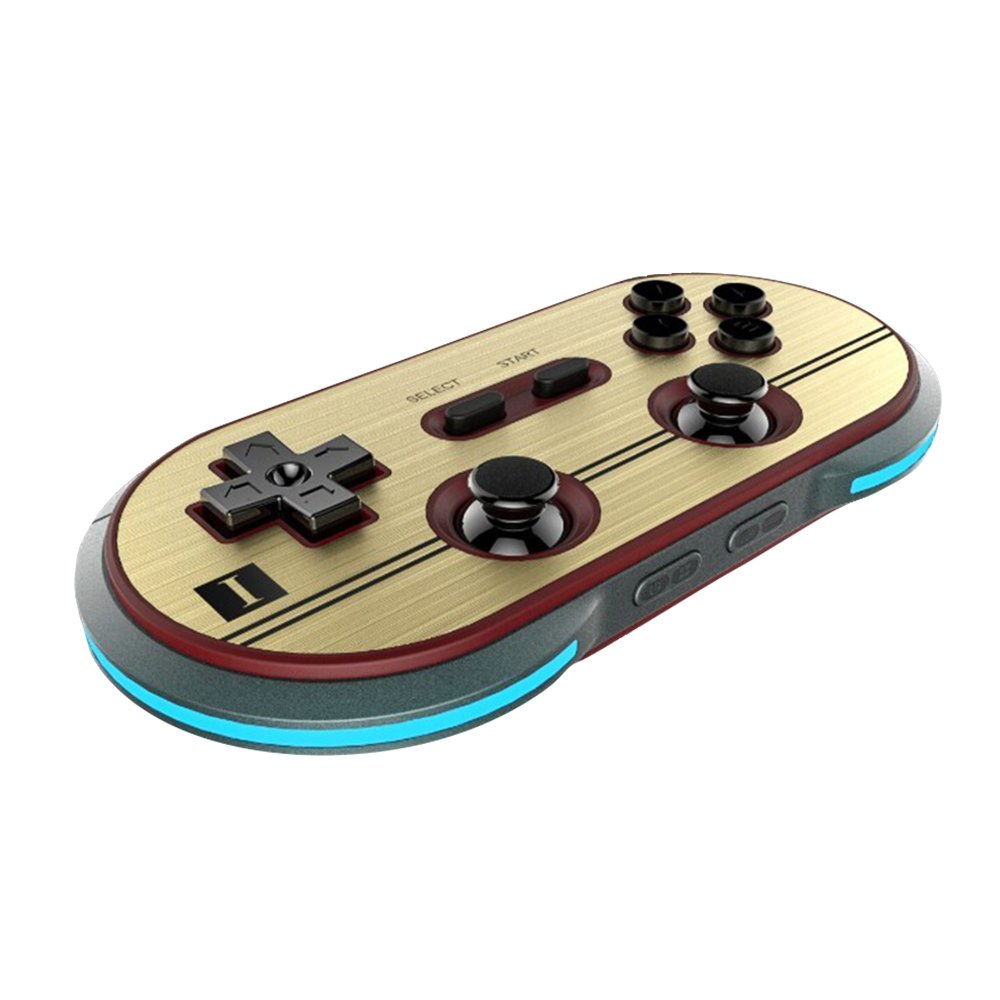 8Bitdo F30 Pro Wireless Bluetooth Controller Game Gamepad Retro Styled for Android / MacOS / Windows