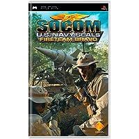 Jogo SOCOM: U.S Navy Seals Fireteam Bravo - PSP