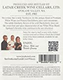 NV Latah Creek Winery Huckleberry d'Latah Columbia
