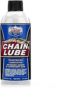 Lucas Oil 10393 Chain Lube Penetrant Aerosol - 11 oz.