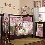 Jacana 9 Piece Crib Bedding Set