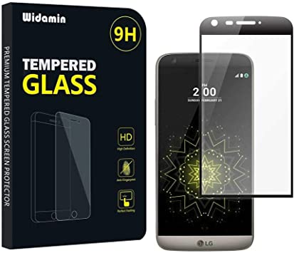 Widamin LG G5 Cristal Protector de Pantalla Curvado Peliculas ...