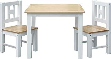 Kindertisch Stuhl ib style kindersitzgruppe luca 3 kombinationen set 1x tisch