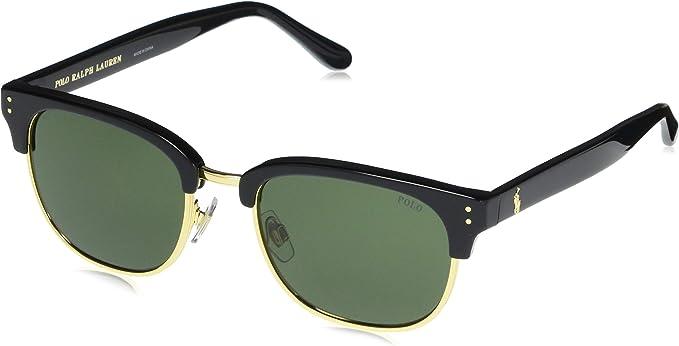 Ralph Lauren POLO 0PH4152 Gafas de sol, Black Gold, 54 para Hombre ...