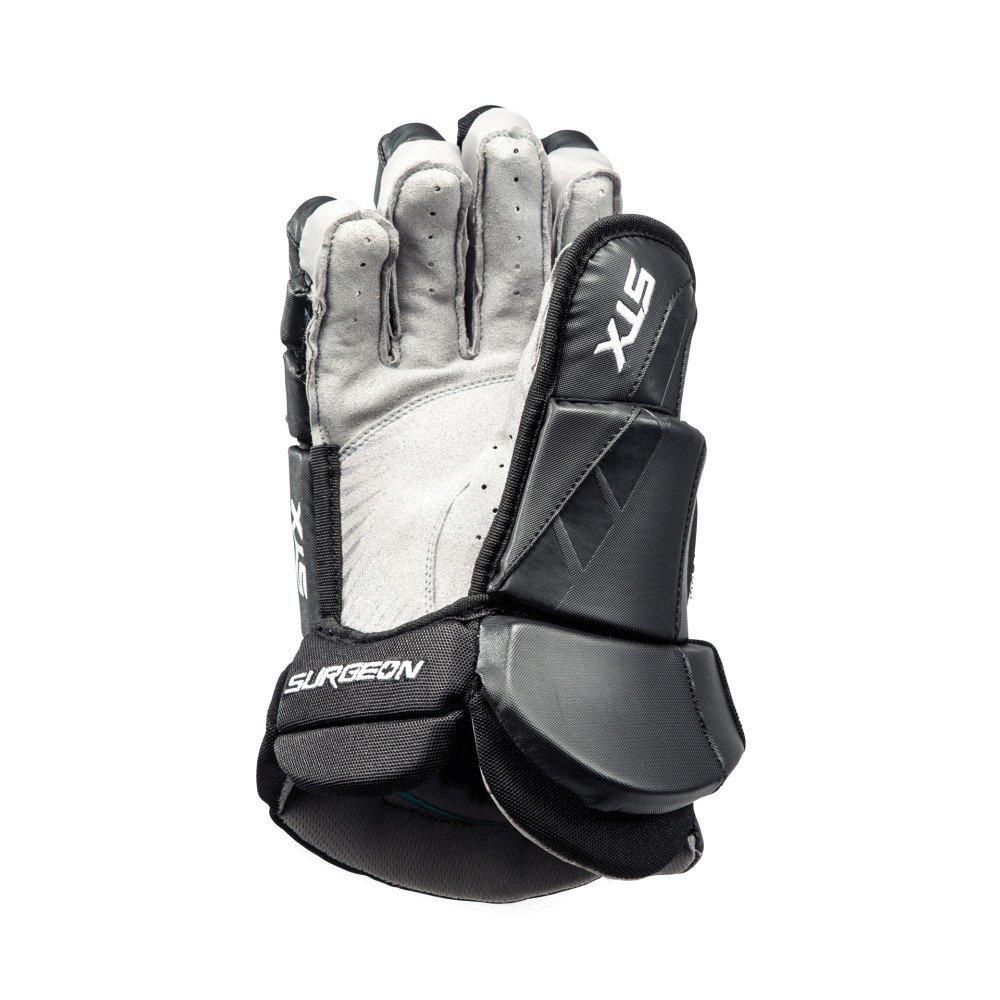 STX Surgeon 500 Junior Ice Hockey Gloves HG SR54 11 BK//BK-P